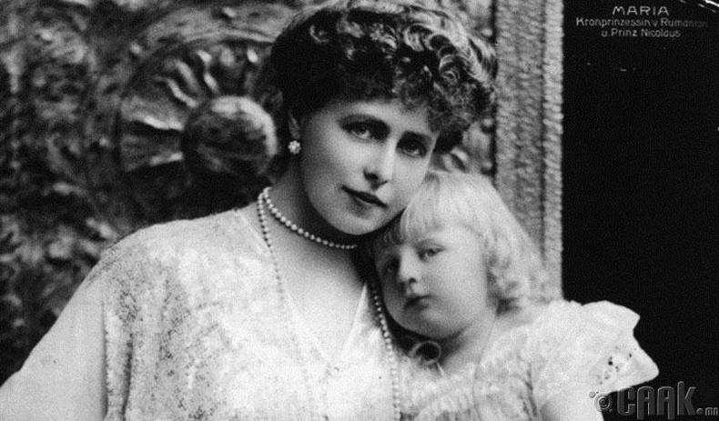 Румыны сүүлчийн гүнж, Югославын хатан хаан Мария - 1900-1961