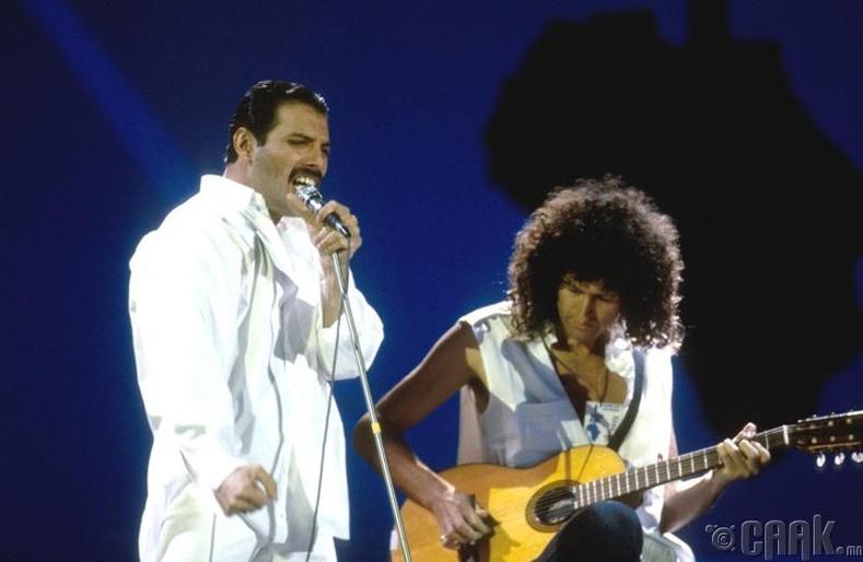 """""""Live Aid"""" хөгжмийн тоглолт (1985 он)"""