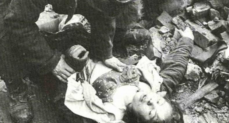 Зөвлөлтийн цэргүүд түүхэн дэх хамгийн том хүчингийн хэргийг үйлдсэн нь