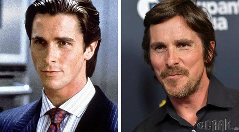 Жүжигчин Кристиан Бейл (Christian Bale) - 45 настай
