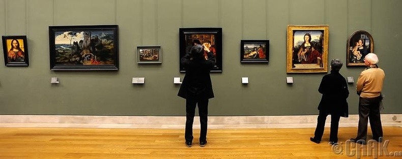 Урлагийн мэдрэмж