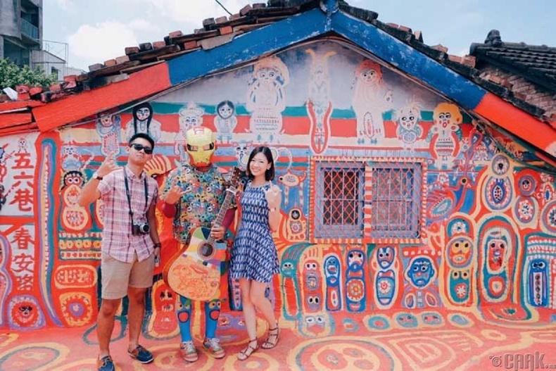 Солонгон тосгон Тайчун, Тайвань