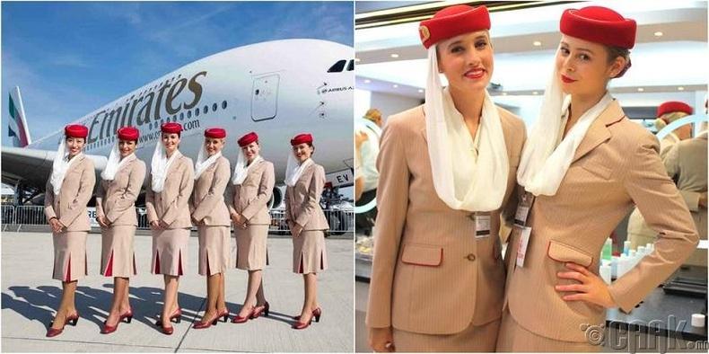 Дэлхийн хамгийн том агаарын тээврийн авиа компани
