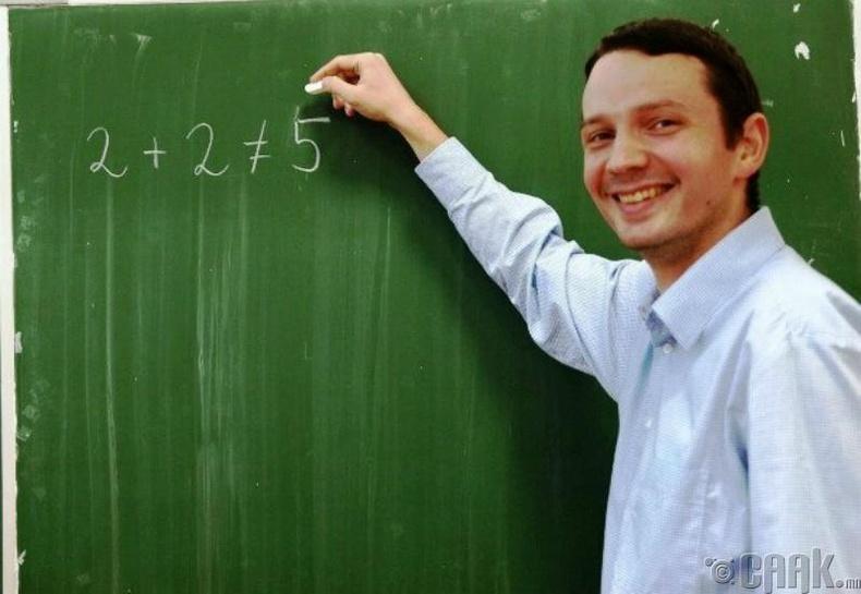 Иван Ивец, IQ - 174