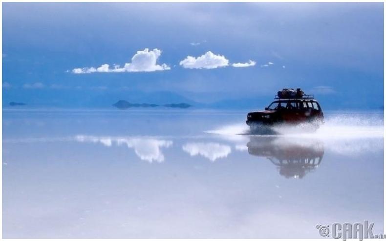 Болив дахь Уюни нуур