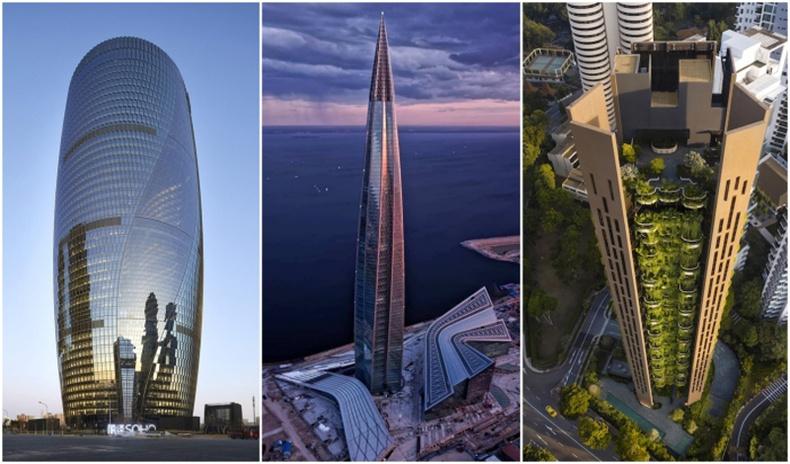 2020 оны дэлхийн архитектурын амжилт болсон 7 том төсөл