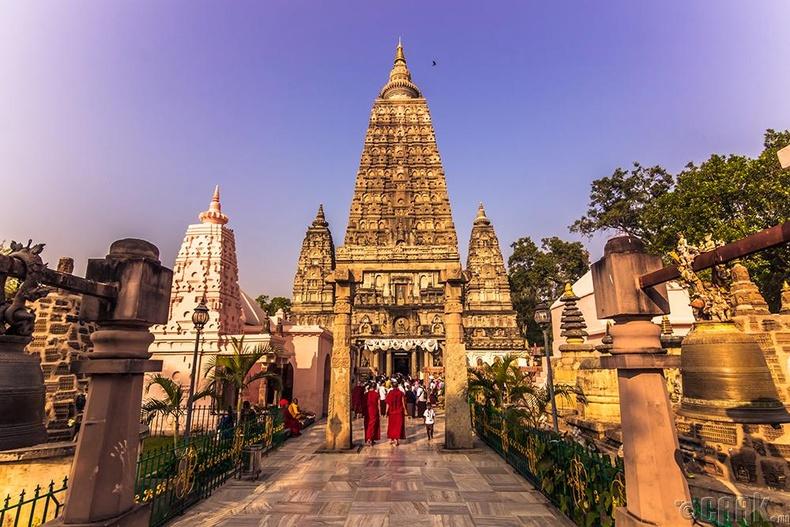 Махабоди мод - Энэтхэг