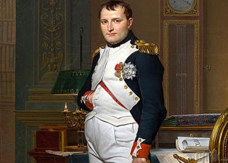 Наполеон Бонапартын (Napoleon Bonaparte) бэлэг эрхтэн