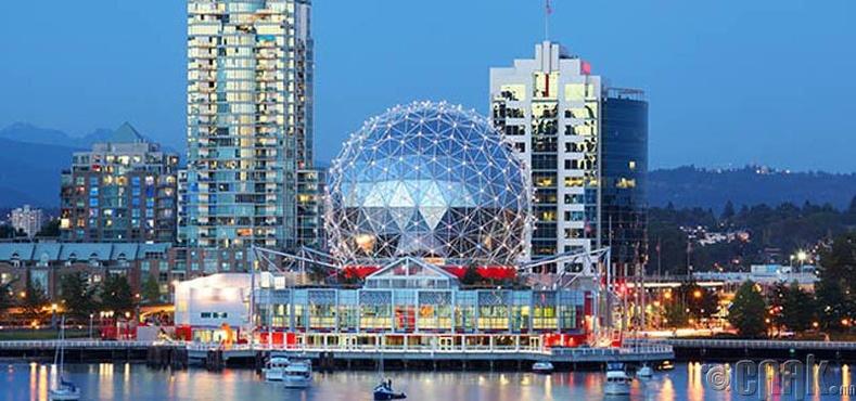 Ванкувер - Канад