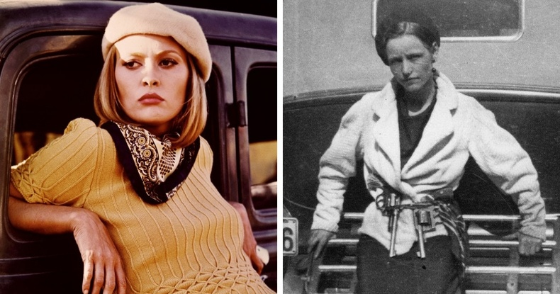 """""""Bonnie and Clyde"""" (1967)"""