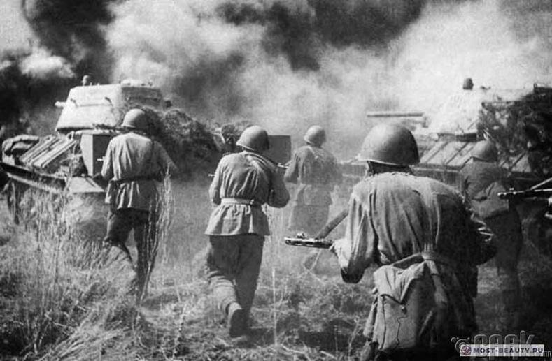 Дэлхийн хоёрдугаар дайн (1939-1945)