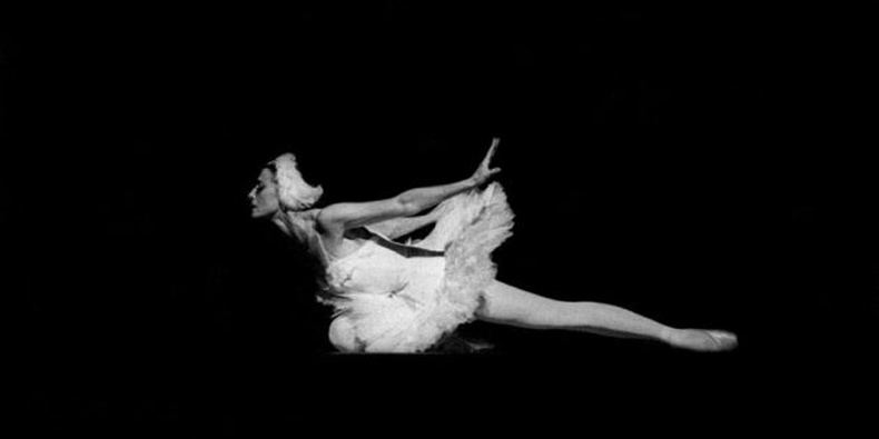 Майя Плисецкая (Maya Plisetskaya), балетчин