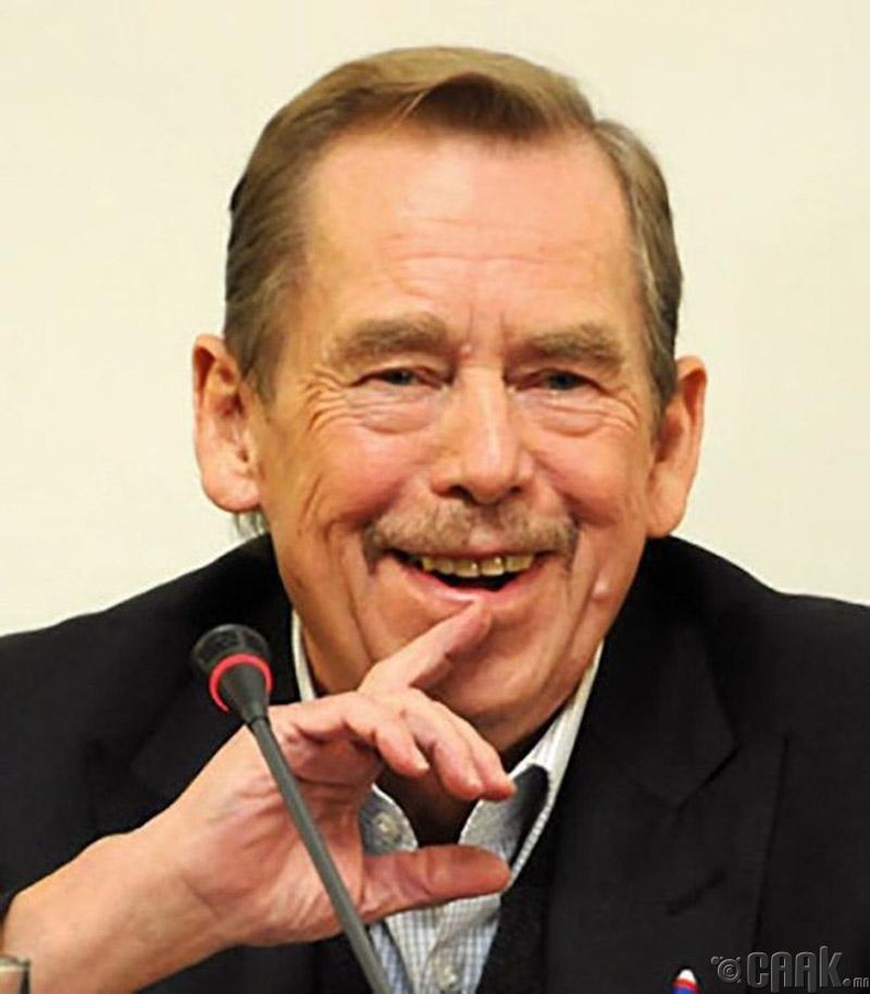 Вацлав Гавел (Vaclav Havel)