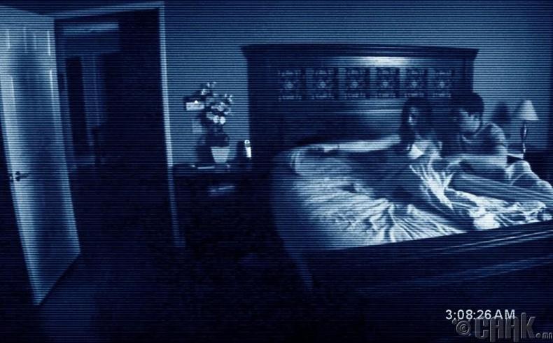 """Paranormal Activity"" (2007 он, АНУ)"