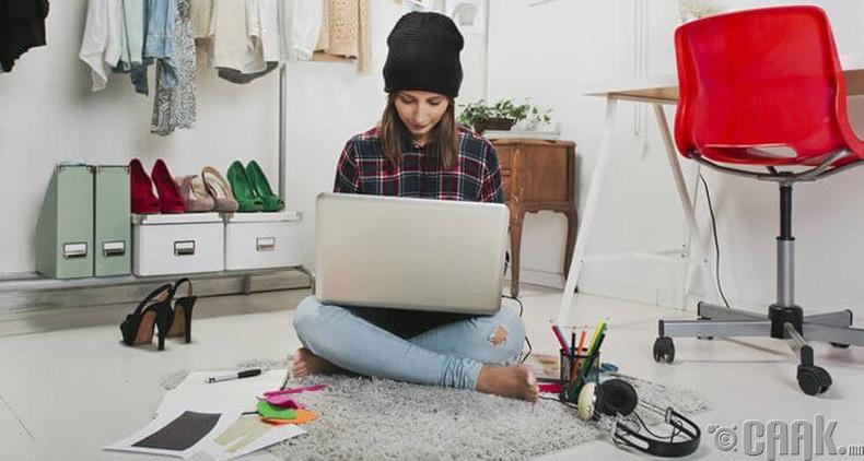 Блог хөтлөгч