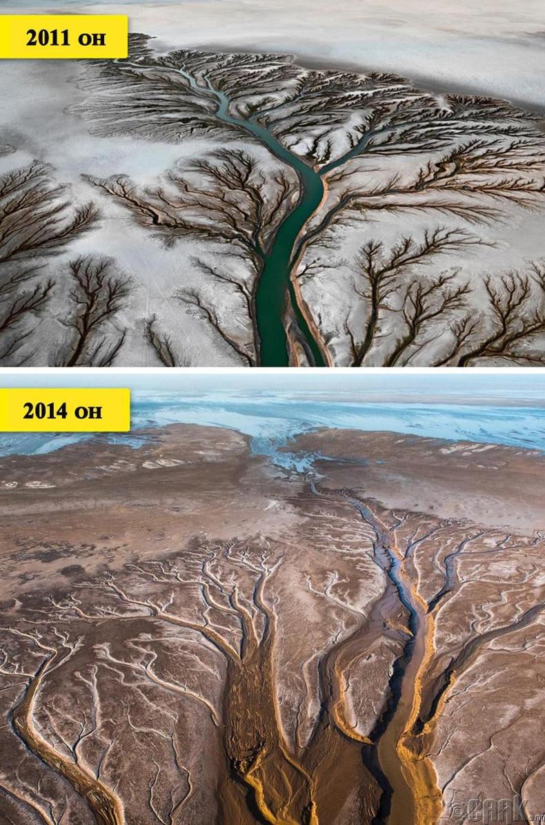Колорадо гол 50 жилийн дараа дахин Калифорнийн буланд цутгана