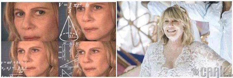 Тоо бодож буй эмэгтэй (Math Lady)