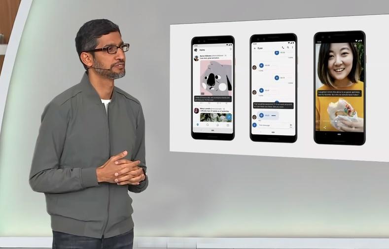 """""""Google"""" компани шинэ төслүүдээ танилцууллаа"""