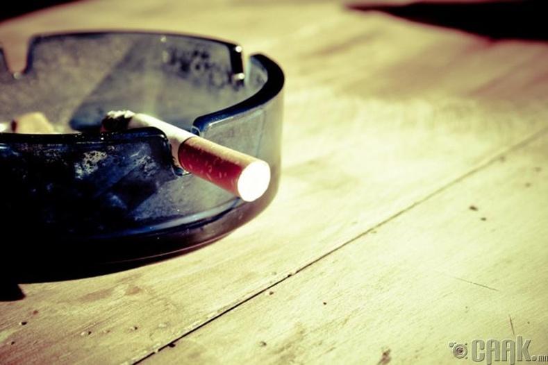 Тамхинаас татгалз!