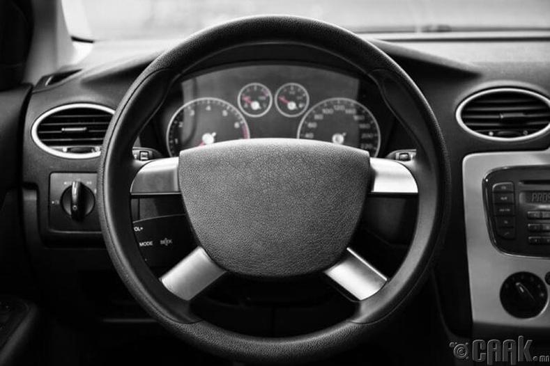 Машин жолоодох