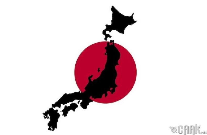 Япон (дундаж IQ: 105)