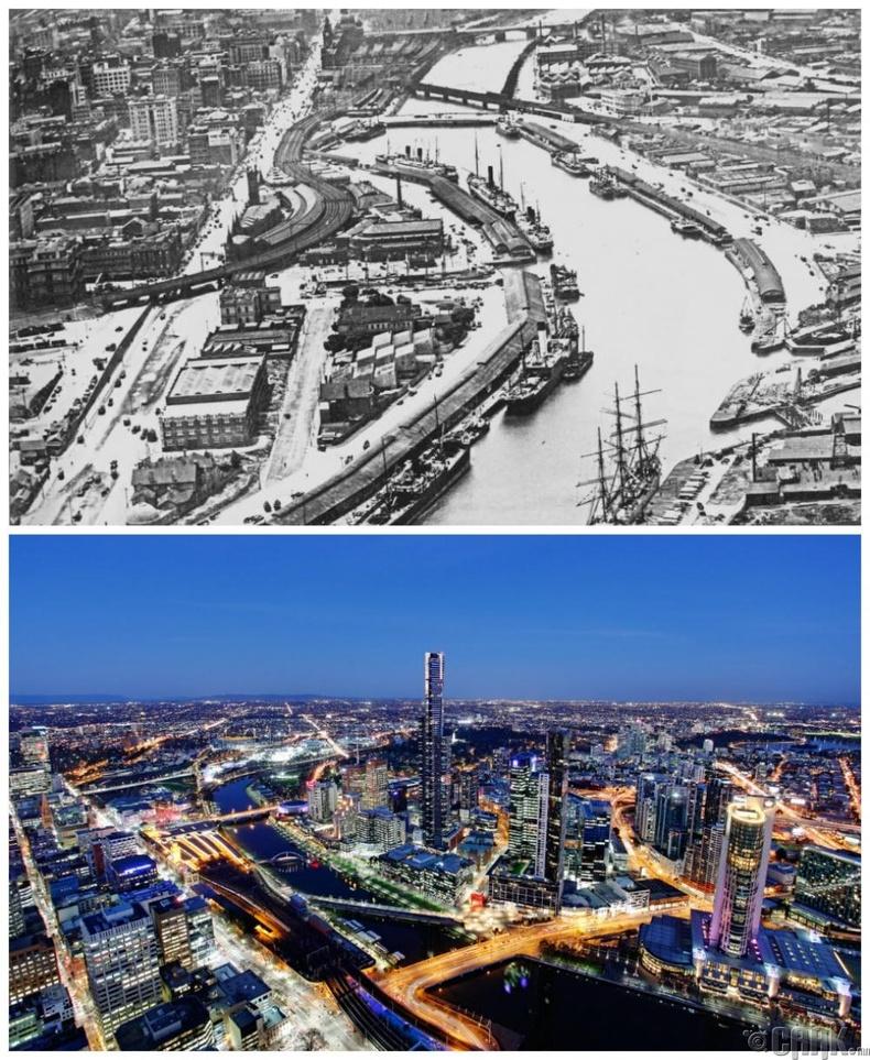 Мельбурн, Австрали: 1920 он - Одоо