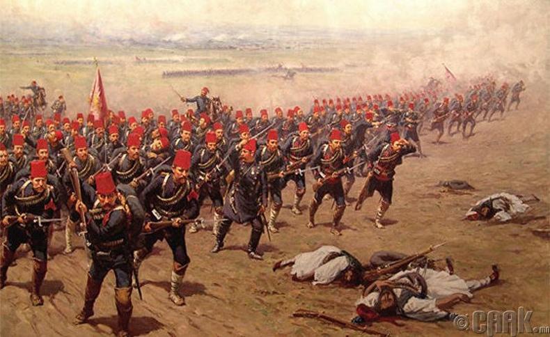 Османы арми