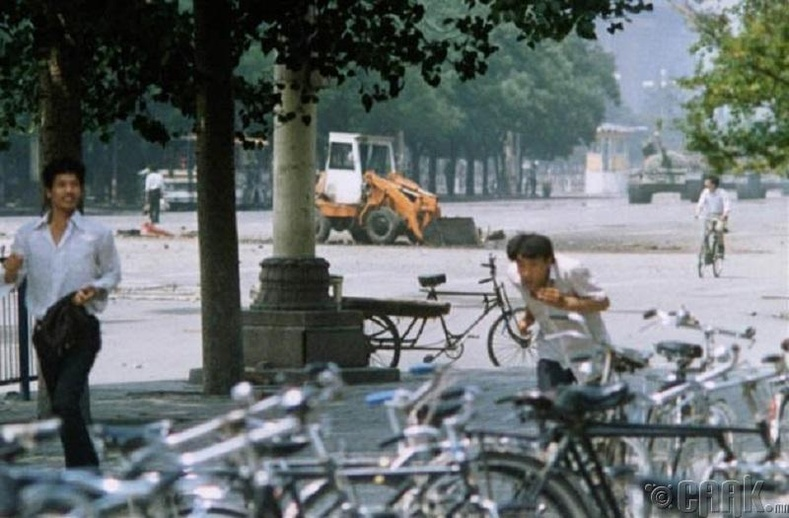 Тяньаньмэний талбай (1989 он)