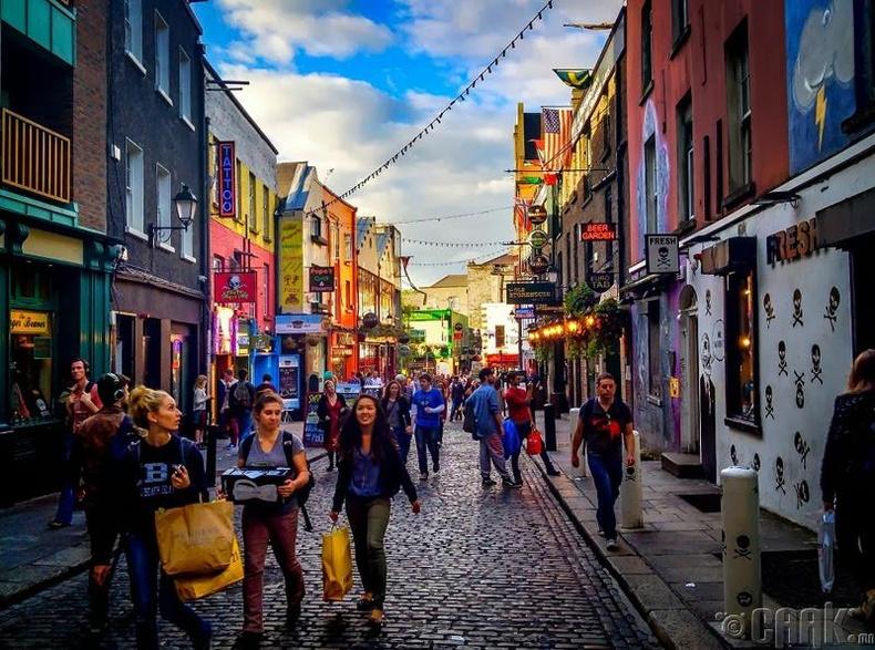 Дублин хот, Ирланд
