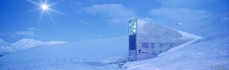 """""""Svalbard"""" дэлхийн үрийн агуулах"""