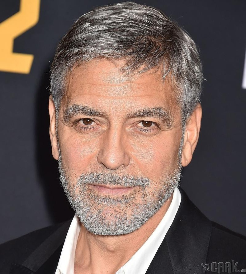 Жорж Клуни – 89.91%