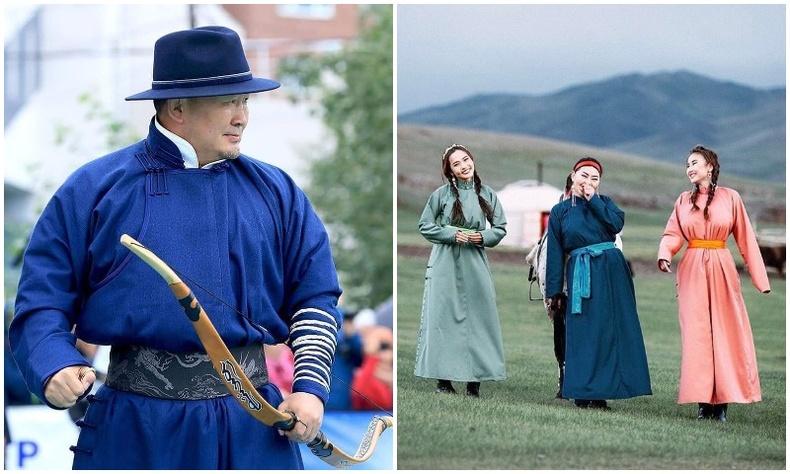 Монгол элдэв зураг (100 фото) №55