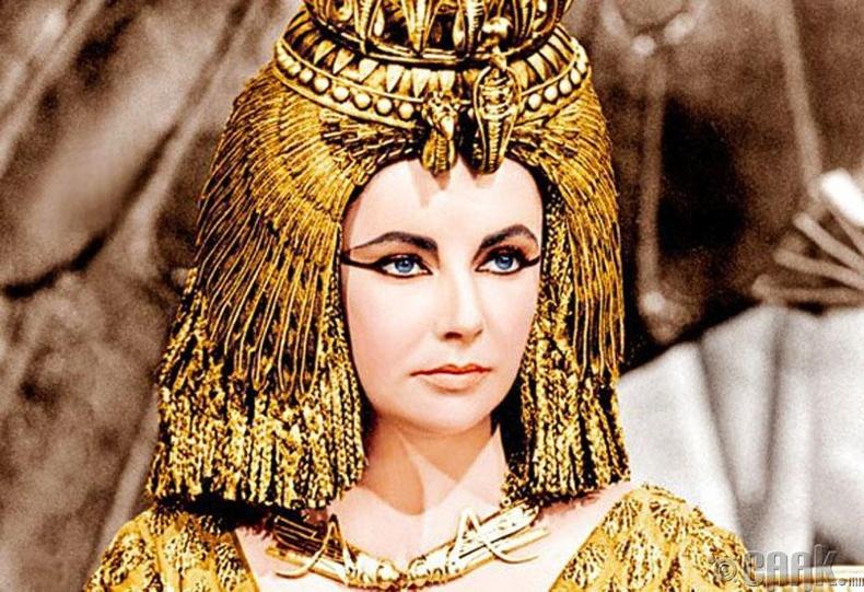 Клеопатра Египет хүн
