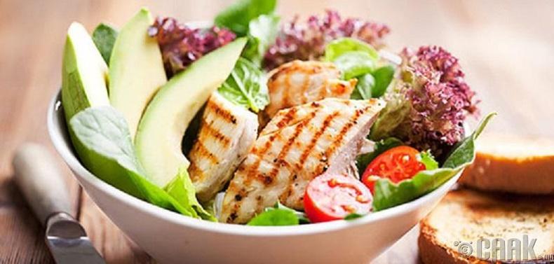 Эрүүл хооллолт