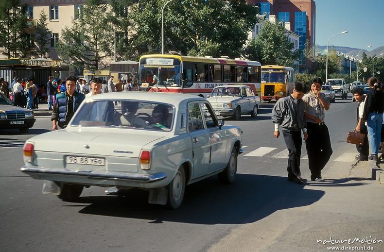 Бага тойруу, Ард кинотеатрын автобусны буудал - Улаанбаатар
