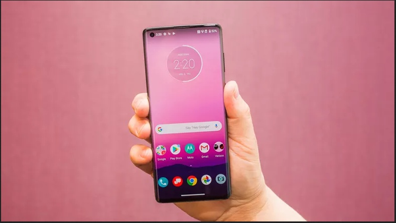 Шилдэг шинэ бүтээгдэхүүн - Motorola Edge Plus
