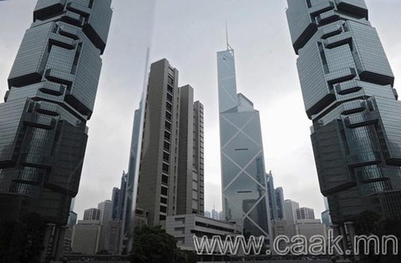 Хятадын өвөрмөц архитектур