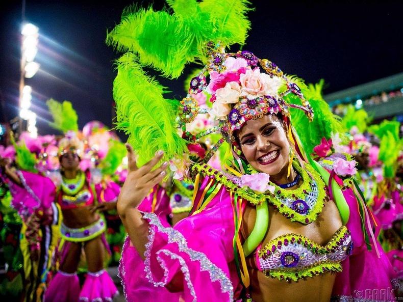 Бразилийн карнавал