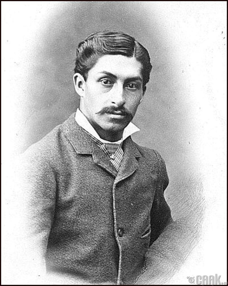 Даниел Алцедис Каррион (Daniel Alcides Carrion 1857 – 1885 он)