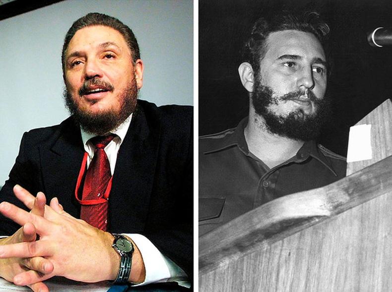 Фидел Анхель Кастро (Fidel Angel Castro)