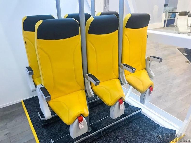 Бонус: Онгоцонд яагаад босоо суудал байдаггүй вэ?
