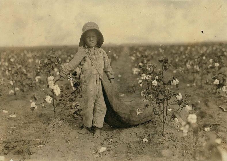 5 настай Харольд Уокер, Оклахома муж - Хөвөн хураагч