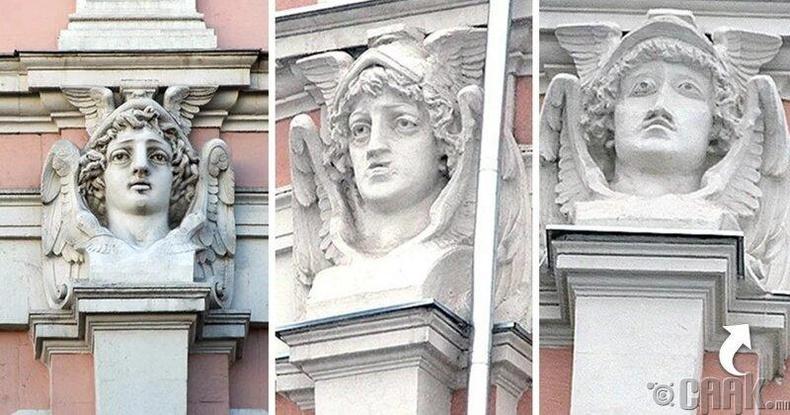 Москва дахь Меркури бурханы дүр