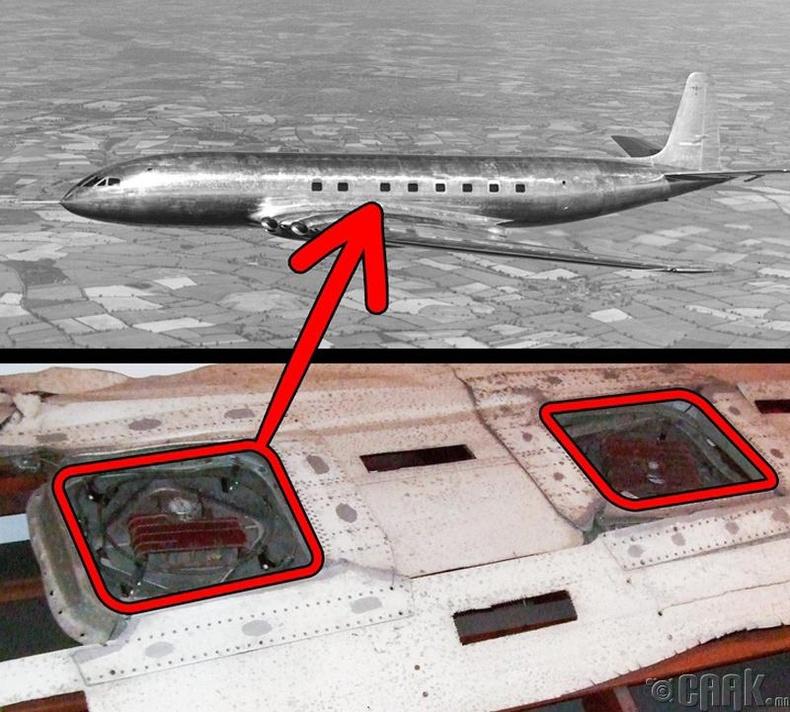 Онгоцны цонх яагаад дугуй хэлбэртэй байдаг вэ?