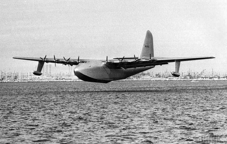 """Spruce Goose"""
