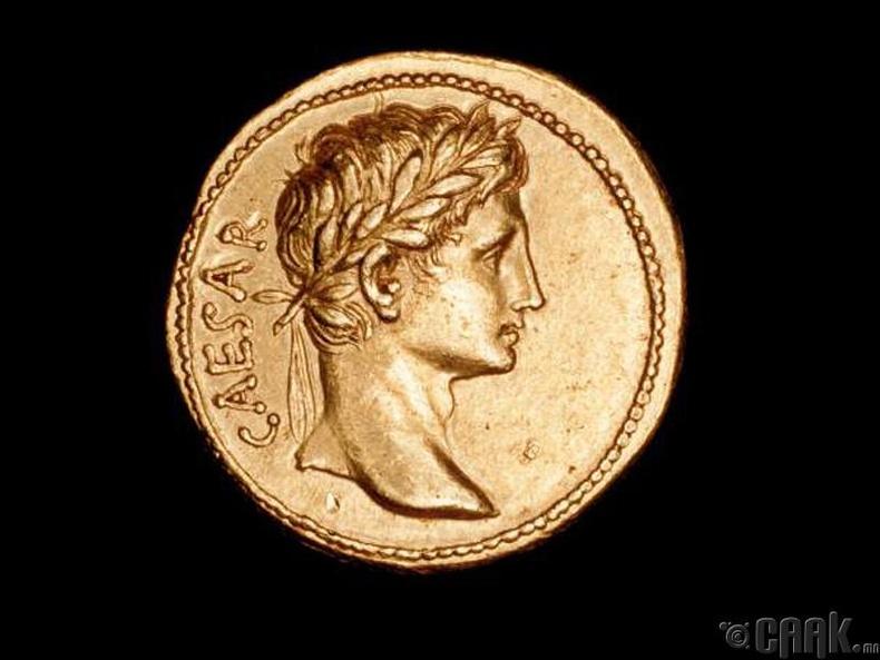 Август Цезарь (Augustus Caesar)