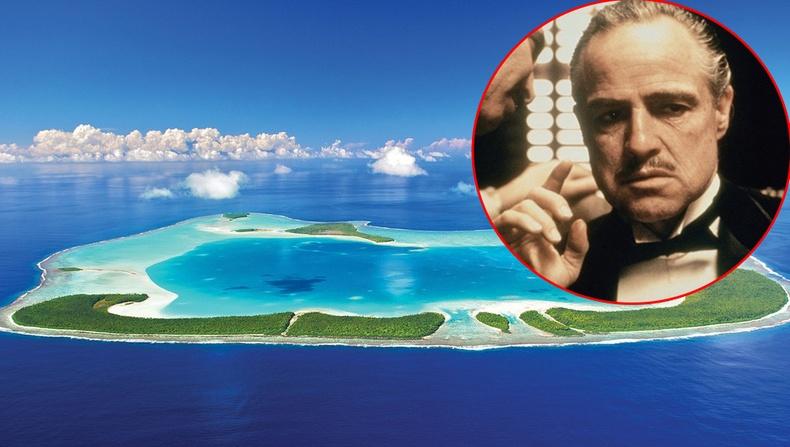 """""""Газрын диваажин"""" - Домогт Марлон Брандогийн хувийн арал дээр юу байдаг вэ?"""