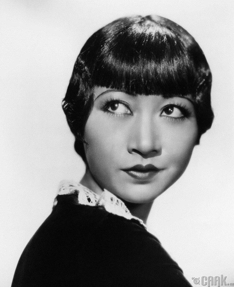 Анна Мэй Вонг (Anna May Wong) -1905-1961