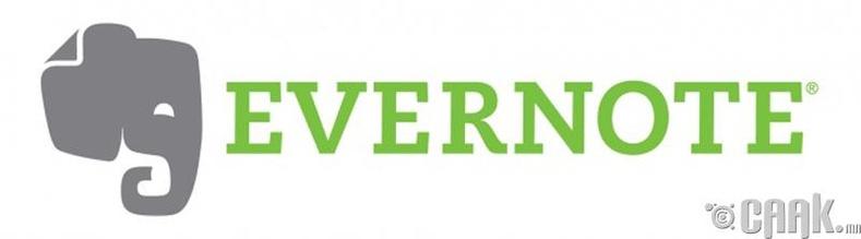 """Evernote"""