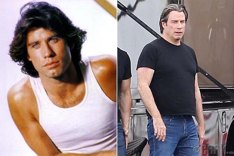 Жон Траволта (John Travolta)